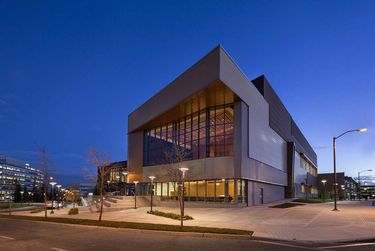 The Mount Royal University Taylor Centre for the Performing Arts