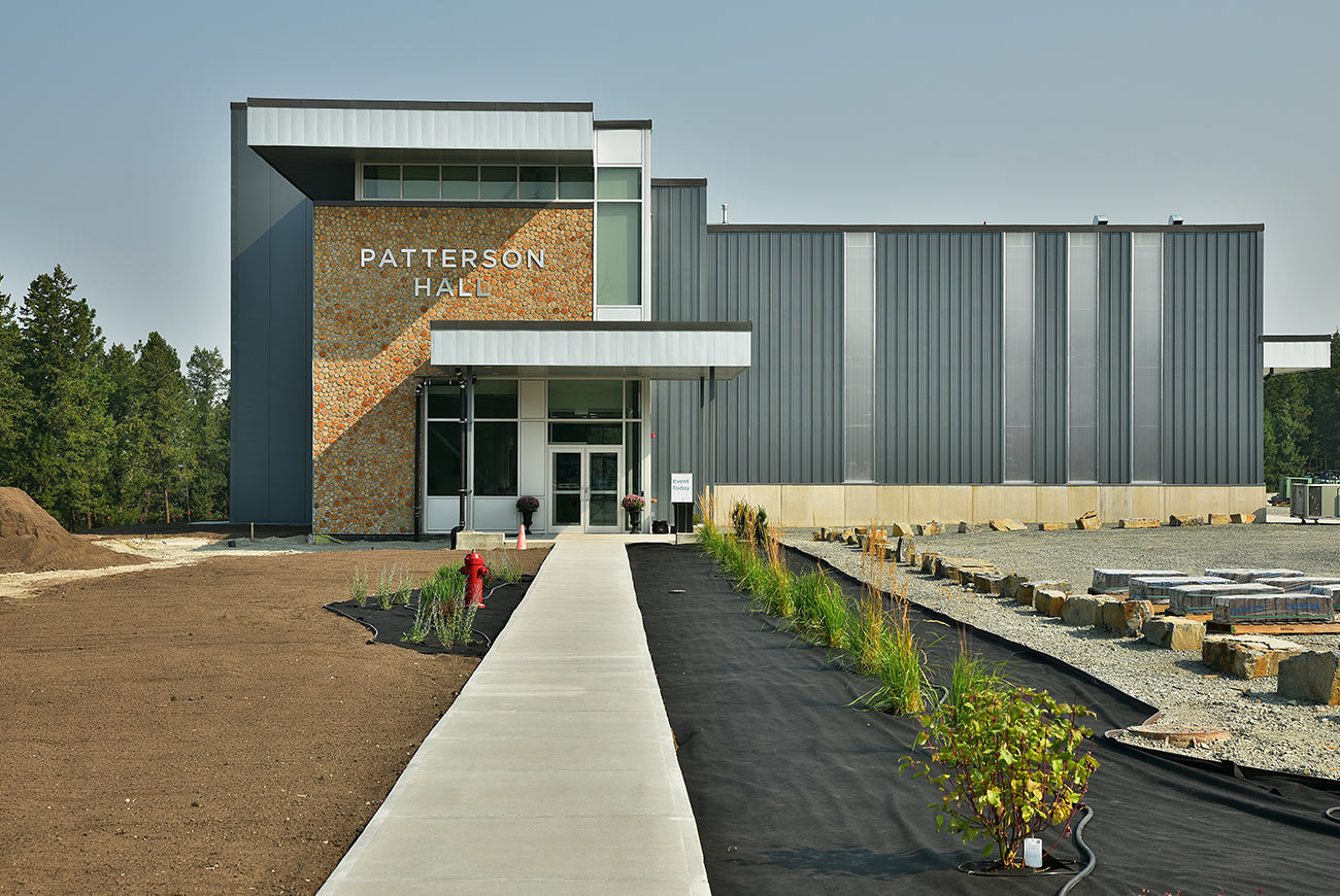 College of the Rockies: Trades Training Facility Expansion