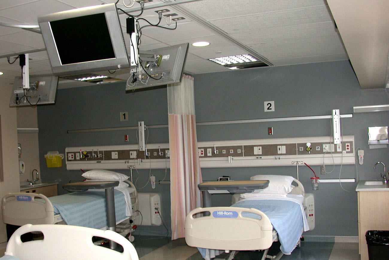 Foothills Medical Centre Ward of the 21st Century
