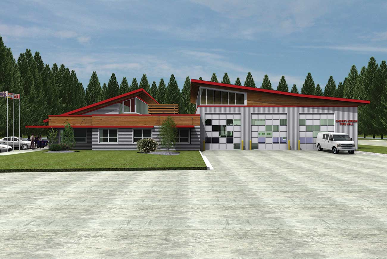 Cherry Creek Fire Hall Feasibility Study