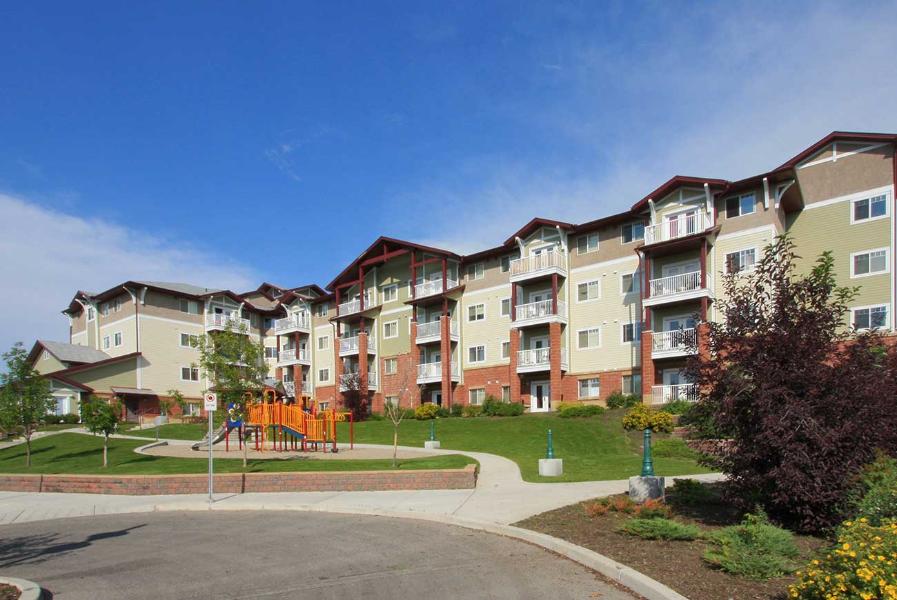 Crestwood Affordable Housing